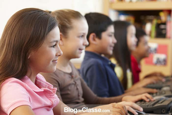 Créer un blog de classe privé pour partager des photos d'une maternelle, d'une classe de primaire ou d'un collège, permet de protéger le droit à l'image des enfants