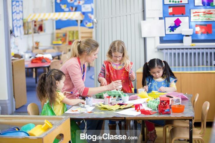 Créer un blog de classe privé avec partage photos sécurisé pour les parents et les familles