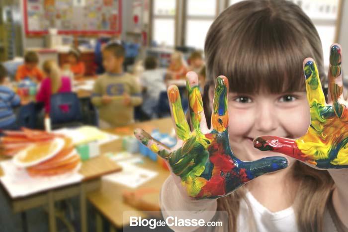 Créer un blog de classe privé permet de partager, en toute sécurité, avec les familles et les élèves