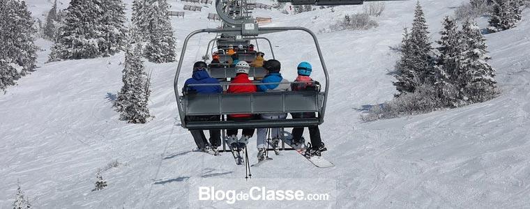 Partager avec les parents pendant un voyage scolaire